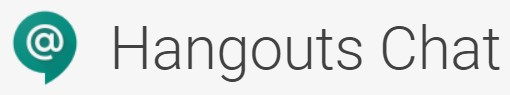 Google Hangouts Chat de G Suite